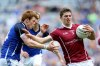 Young guns star as Galway grab Derry win.